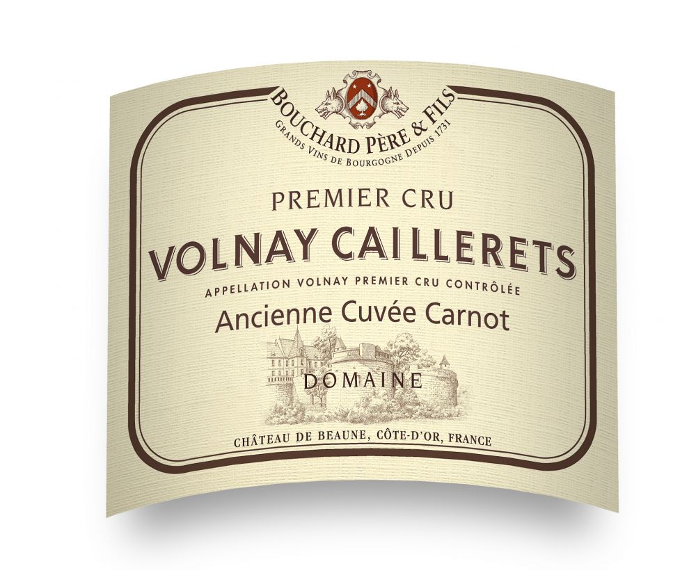 Volnay Caillerets Ancienne Cuvée Carnot domaine